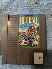 NES Play Action Football - Fun Nintendo Game