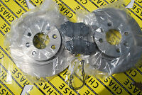 Renault Clio MKI, MKII, Magane 96-03, Twingo 07-12, 259mm Front  Discs And Pads