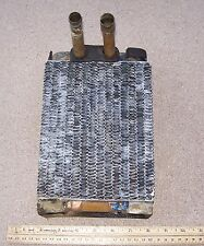 1965 1966 1967 Ford Mercury heater core  with integral AC 65 66 67