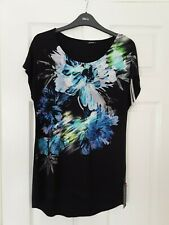 Roman placement print top size 10 BRAND NEW