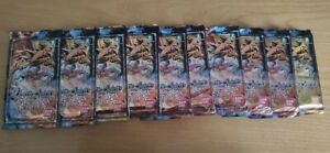 Battle Spirits: 10 pacchetti seconda serie, condizione: nuovo, sigillato