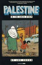 Palestine Book2: 'In the Gaza Strip' (Bk. 2) by Sacco, Joe