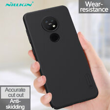 NILLKIN For Nokia 7.2 6.2 Shockproof Supper Frosted Shield Hard PC Case Cover