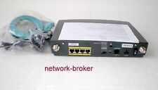 Cisco 871W-G-E-K9 871 Router 128MB RAM 24MB Flash WLAN Wireless AP