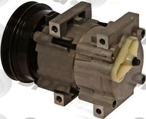 Global Parts 6511470 New A/C Compressor 12 Month 12,000 Mile Warranty