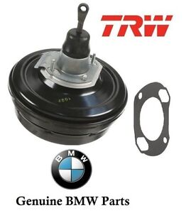 For BMW E38 7-Series Brake Booster w/ Seal OEM TRW 34331165541