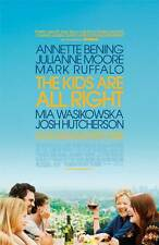 THE KIDS ARE ALL RIGHT Movie POSTER 27x40 Julianne Moore Annette Bening Mark