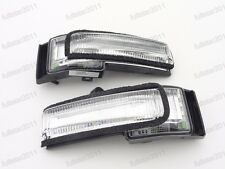 New Mirror Indicator Lights Turn Signal Lamps For Ford F150 Lower Configuration