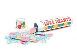 SUCK UK Love Hearts Party Scatter Confetti