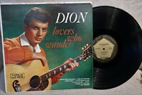 DION DiMUCCI Lovers Who Wander LP RARE Album 33 LAURIE 2012 Mono 1962 BV$90+