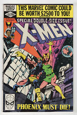 X-Men #137 (Sep 1980, Marvel) [Death of Phoenix, Gladiator] Claremont Byrne /