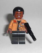 LEGO Star Wars - Finn - Figur Minifig Millenium Falcon Falke TFA Ep7 75105 75139