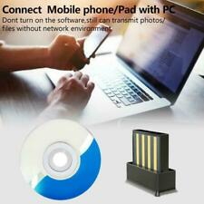 USB Bluetooth V5.0 Wireless Mini Dongle Adapter For Windows 7/8/10 PC Laptop Hot