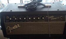 Fender Super-Champ X 2 HD 15W Tube Guitar Amp Head Black