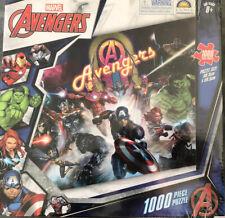 Marvel Avengers 1000 Piece Jigsaw Puzzle