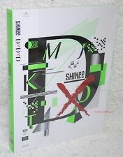 SHINee D×D×D 2016 Taiwan Ltd CD+DVD+48P booklet+Card (digipak) DxDxD