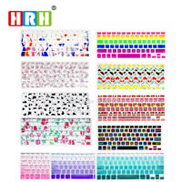 Decal Rainbow Silicone Keyboard Skin Cover for MacBook Pro Air Retina 13 15 17
