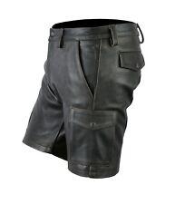 AW-547 AWANSTAR Old Look Cargo Ledershorts  leder hose,leather shorts,lederhose