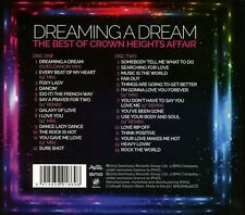 Crown Heights Affair-Dreaming a Dream the Best of Crown Heights Affair 2 CD NEUF