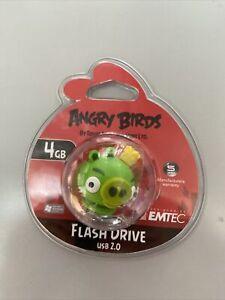 Angry Birds Flash Drive USB 2 4GB