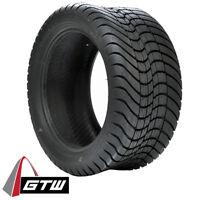 (1) Golf Cart Tire 215/35-12 GTW Mamba Street Tire No Lift Required