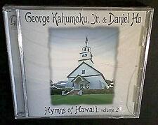 New Sealed CD Hymns Of Hawaii Vol 2 George Kahumoku Jr & Daniel Ho oop hawaiian