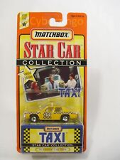 Matchbox Star Car Collection 1997 Taxi Sunshine Cab #804 Special Edition
