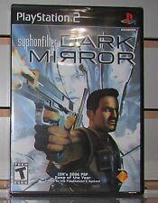 Syphon Filter Dark Mirror Playstation 2 Brand New Sealed!