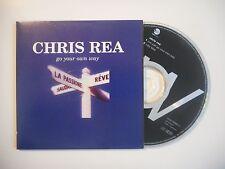 CHRIS REA : GO YOUR OWN WAY [CD SINGLE PORT GRATUIT]