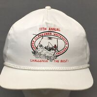 Vtg UPPER CLACKAMAS WHITEWATER FESTIVAL - UCWWF 11th Annual - SnapBack Hat Cap