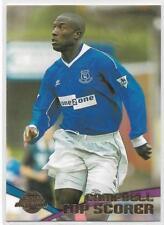 Merlin Premier Gold 2000 Top Scorer (A7) Kevin CAMPBELL Everton