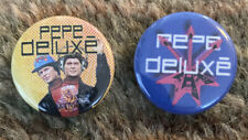 Pepe Deluxe Promotional Badges