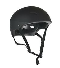 Kids Skate Helmet Black LA Sports Pro Helmet for Skateboard BMX and Scooter