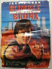 RUMBLE IN THE BRONX Movie Poster made in 1996