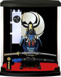 Authentic Samurai Figure/Figurine: Armor Series Yamamoto Kansuke