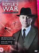 Foyles War The Complete Collection DVD