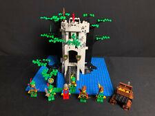 Lego 6077 Forestmen's River Fortress Ritter Ritterburg Castle Forestmen complete