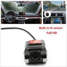 1080P SUV Car DVR 170° Wide Angle Dash Cam Driving Video Recorder ADAS G-sensor