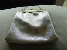 VINTAGE - Beautiful Gold Coloured Occasion Bag - GHL Princess Style (Germany)