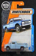 2017 Matchbox  '62 Nissan Junior   Card #7   MB-9-112117