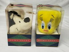 Rare 1993 Looney Tunes Acme Sports Sylvester Tweety Golf Club Head Cover new!!