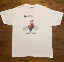 Wes Lang Good Times T-shirt Chateau Marmont Size Large Yeezus Kanye Print Vtg 🔥