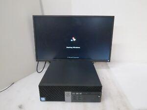 DELL 246J5, OptiPlex 7040 SFF, Core i5 6500 3.2 GHz - 8 GB, 256 GB, Windows 7 Pr