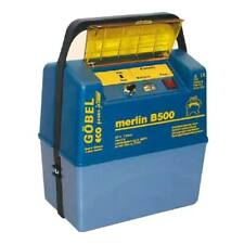 Merlin B 500, batterij-apparaat, zonder batterij