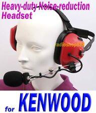 Noise-reduction Headset for KG-UVD1P TG-UV2 Kenwood Baofeng Radio E80RK