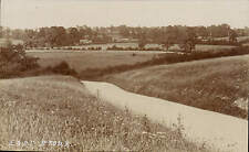 East Stour. Road between Fields by Phillips, East Stour.