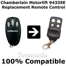 Chamberlain Liftmaster Motorlift 128LM Replacement Remote Control LM60