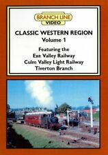 Classic Western Region Vol 1: Exe Valley, Culm Valley, Tiverton