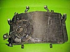 03-04 Suzuki GSXR Gsx R 1000 gsxr1000 Radiator engine coolant Fan cap 2003 2004