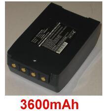 Batterie 3600mAh type 730021 730025 BT-602-1 CWI26591 Vocollect Talkman T2 T2X